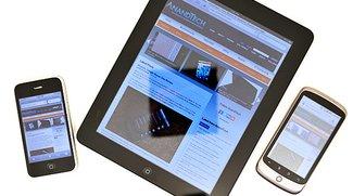 Browser-Vergleich: iPad, iPhone 3GS und Nexus One