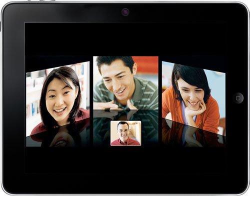 iPad iChat