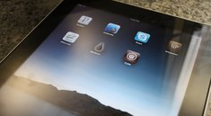 Pic of the Day: George Hotz lässt es regnen... auf dem iPad