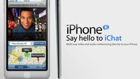 iPhone 4G: iChat und Videotelefonie