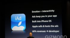 Apple iAds: Werbung ab 1 Million Dollar