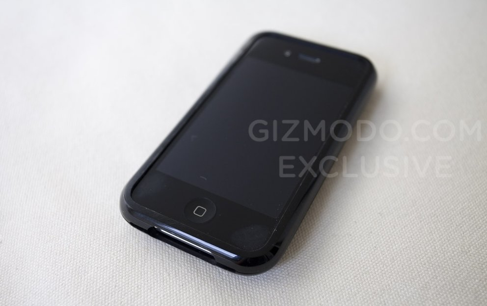 iPhone 4 Erlkönig