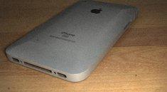 Angebliche Spypics: iPhone 4G Rückschale