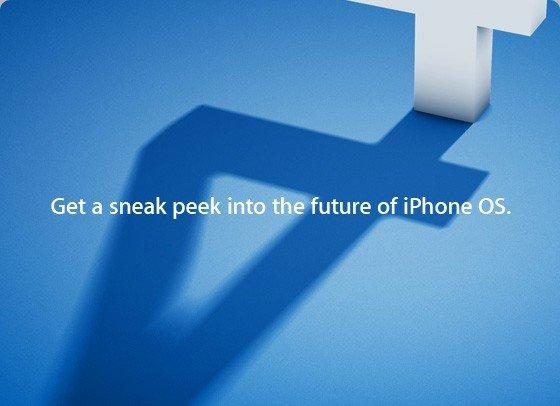 Apple stellt am Donnerstag neues iPhone OS vor