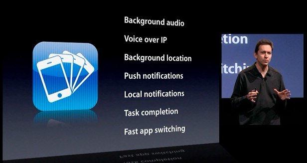 Verbannte App-Baukästen: Multitasking als Grund?