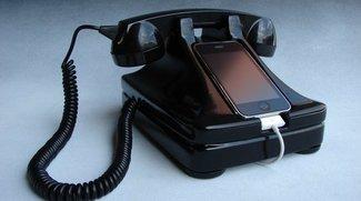 iRetrofone: iPhone Dock im Retro-Look