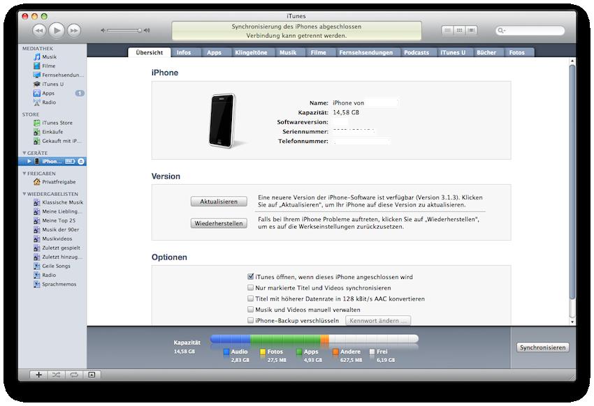 Отвязать айфон от apple id 4