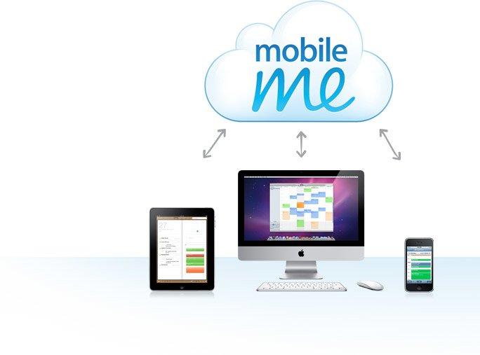 FindMyiPhone findet auch das iPad