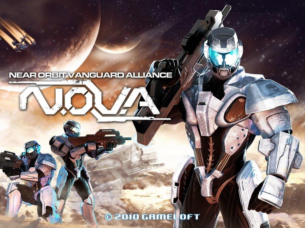 NOVA HD: iPad als Spielekonsole