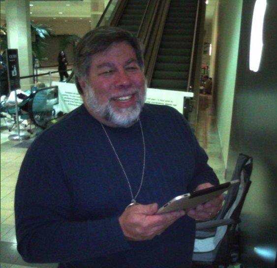 Gefeuert: Apple Entwickler zeigte Wozniak iPad 3G vor Verkaufsstart