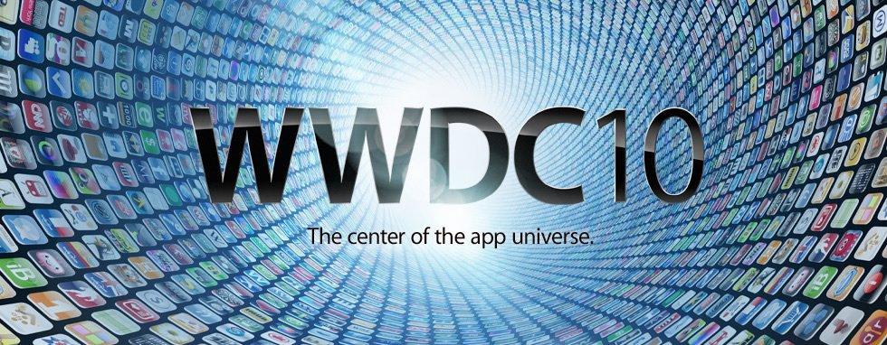 WWDC 2010 vom 7. bis 11. Juni - The center of the app universe