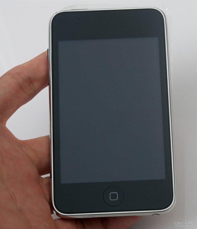 iPod touch Prototyp mit Kamera