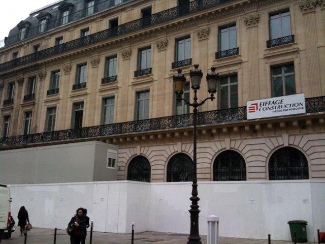 Opéra: Neuer Apple Store in Paris