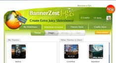 BannerZest Fun Pics: Slideshow in Facebook