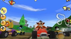 Crash Bandicoot Nitro Kart 2 fürs iPhone