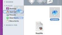 Camino 2.0.3 mit verbesserter Rendering-Engine und Lesezeichenverwaltung