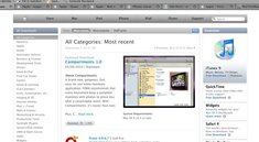 Apple reanimiert die eigenen Download-Seiten