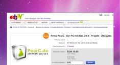 Mac-Klon-Hersteller wird bei Ebay versteigert