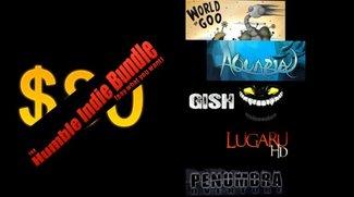 Humble Indie Bundle: Fünf Spiele, ein beliebiger Preis