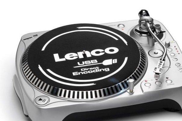Lenco L-81 USB-Plattenspieler: Direkte MP3-Kodierung via USB und auf SD-Karte