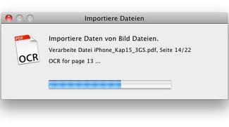 Texterkennung mit OCRKit 1.2