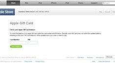 Phishing-Angriff auf Apple-Gutschein-Inhaber