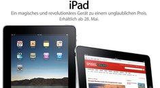 Apple nimmt Vorbestellungen für iPad in Deutschland entgegen (Update: Datentarife)