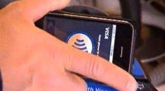 Das iPhone als Visa-Kreditkarte