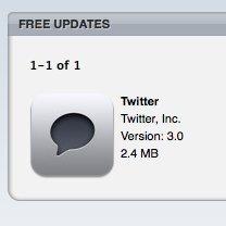 Twitter iPhone App ab sofort im AppStore