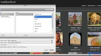 Finale Version: Gallery Export-Plug-ins für iPhoto und Aperture