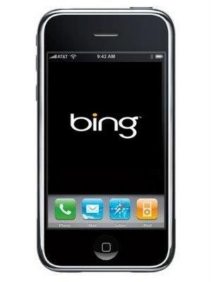 Bing am iPhone, iPad, iPod Touch? Neue Hinweise