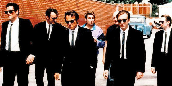 gangsterfilme reservoir dogs