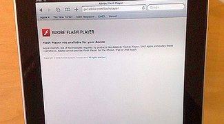 Breite Front gegen Apples Flash-Politik