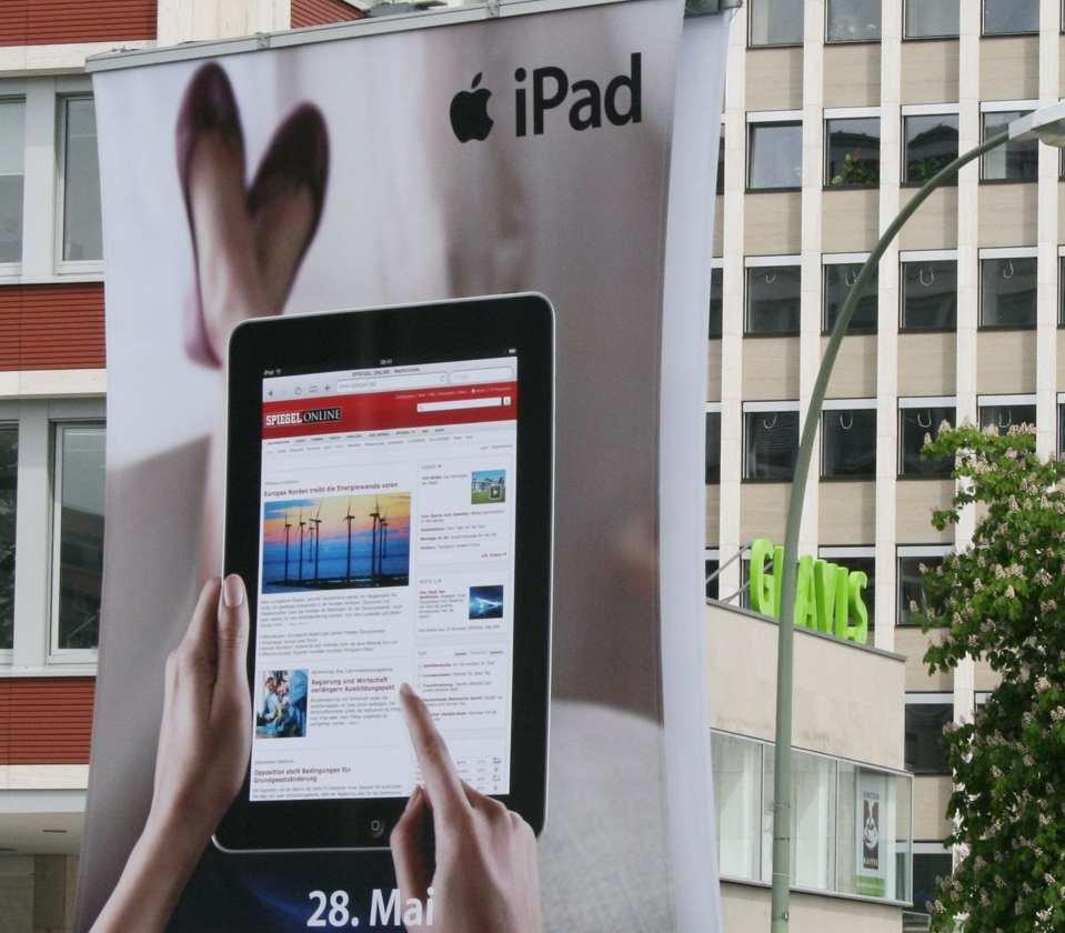 Apple geht auf die Straße