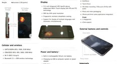 Pic of the Day: Infografik zur 4. iPhone-Generation