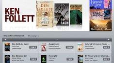 iBookStore: Kaum Abkommen in Europa, erste kommerzielle Bücher für Deutschland