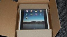 Die Wege des iPads sind unergründlich
