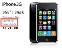 iPhone 3G wird eingestellt?
