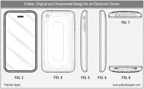 Apple patentiert iPhone ohne Home-Button