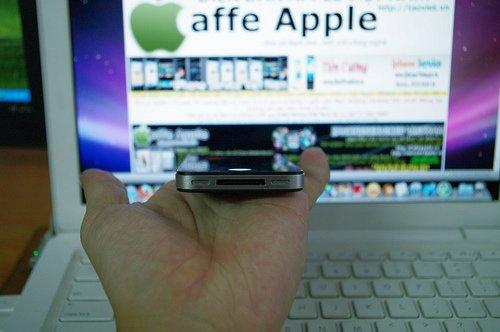 iPhone-Prototype: Vietnamesische Seite zeigt neue Bilder