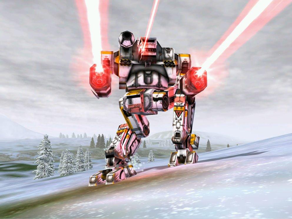 Mechwarrior 4 - Mercenaries: Am Ende gewinnt das Team, das überlebt hat...