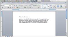 Neue Bilder von Microsoft Office 2011