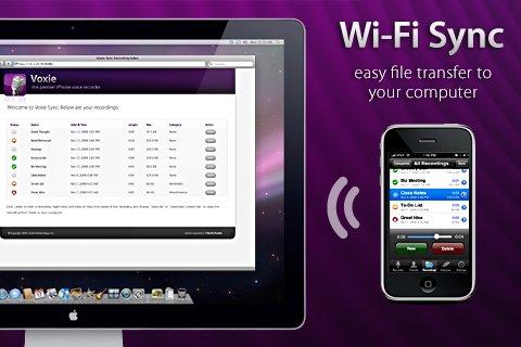 Wi-Fi Sync jetzt Windows-kompatibel