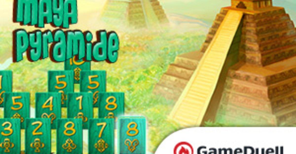 spiel pyramid