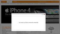 Massive Serverprobleme: AT&T stoppt iPhone 4 Vorverkauf