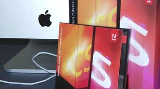 Einfrierendes Photoshop CS5: Adobe gibt Apple die Schuld