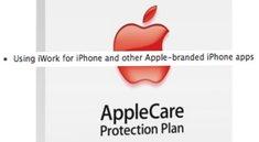 iWork fürs iPhone: Hinweis versteckt sich im Apple-Care