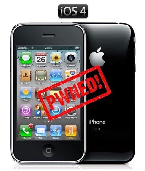 Unlock für iOS 4