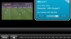 WM-Livestream setzt Server unter Druck - Update: Twitter-Rekord