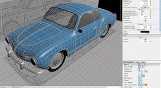 Cheetah3D 5.5: 3D-Modelle einfacher erstellen